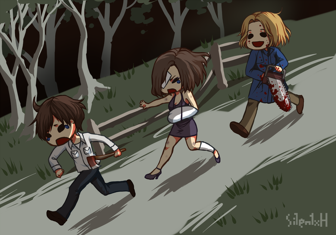 Silent Hill 4 fun by yuvana