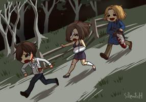 Silent Hill 4 fun by yuvana