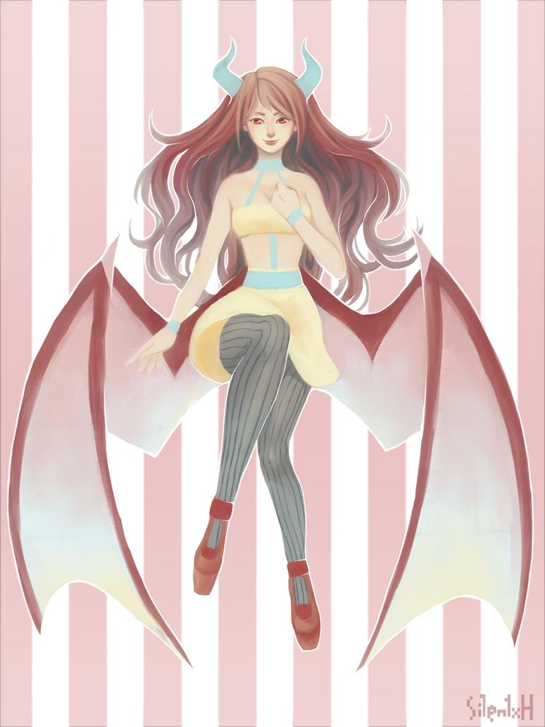 Pastel Demon by SilentxH