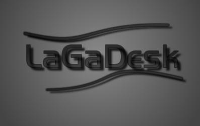 LaGaDesk-logo by LaGaDesk