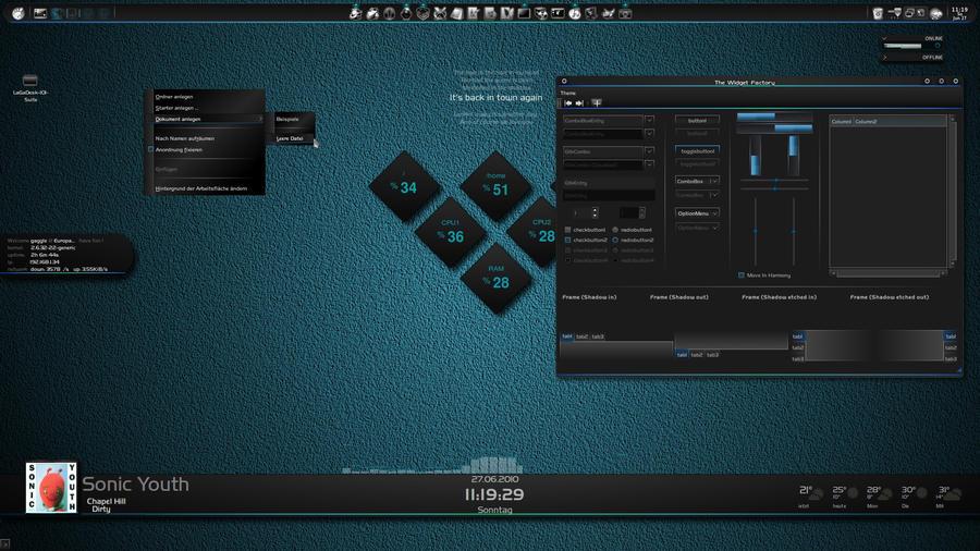 LaGaDesk-101 preview by LaGaDesk