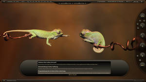 Chameleon Desk