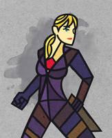 Jill Valentine(Resident Evil) by JavViz