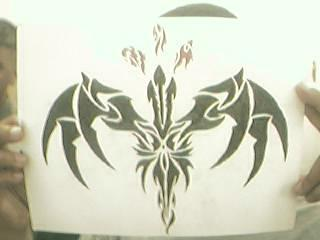 Dragon Tat by Inidris