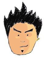 sorta Self-Portrait by Inidris