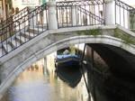 Venetian Canal by artamusica