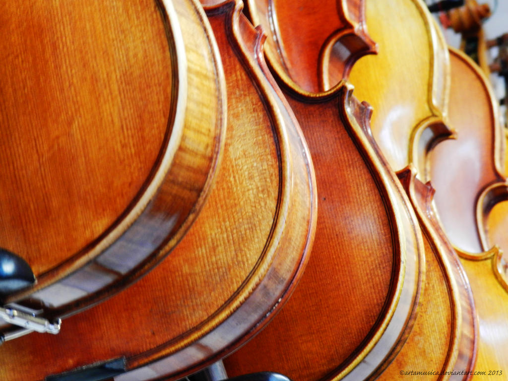 At the Luthier's Atelier by artamusica