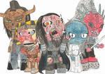Rock and Metal Chibis: Lordi