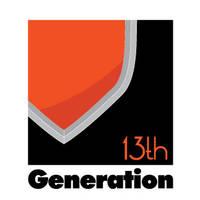 13thGen Logo No.01
