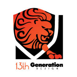 13thGen Logo No.02