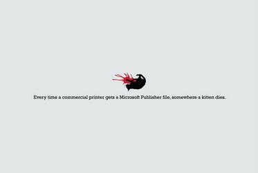 Publisher Kills Kittens