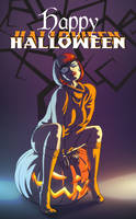 Velma-Halloween by justsantiago