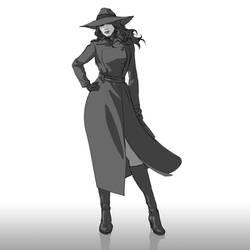 Fanart 70 Carmen Sandiego by justsantiago