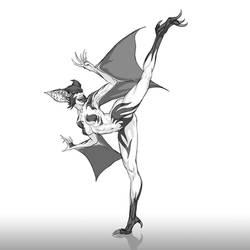 Fanart 85 Jenny the Bat