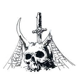 Inktober 23 - Ancient