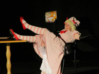 Umineko Musical: Lambdadelta by SakiTachibana
