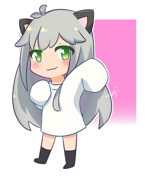 [Gift] chibi for Erdy