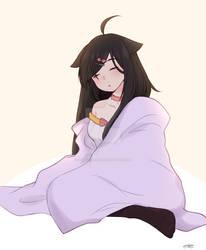 Sleeping Tsuki