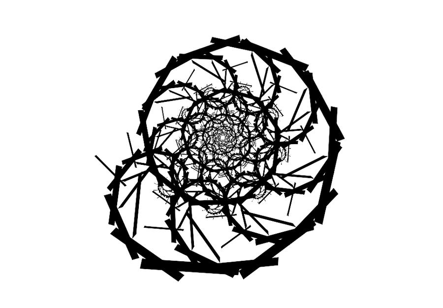Ordered fractal by watarius