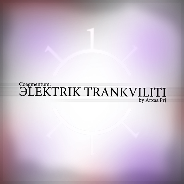 Electric Tranquility Cover by watarius