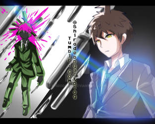 Dr3 Opening Dead or Lie , Hinata version