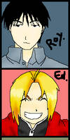 Fullmetal Characters