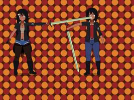 Gender Bending Time: Krismay - Kristoff by Jarilite