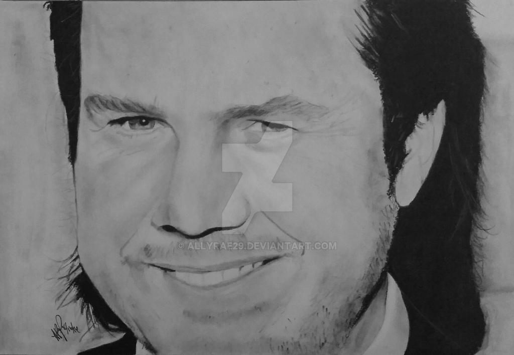 Josh McDermitt by AllyRae29