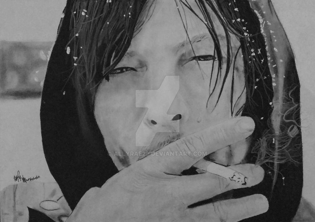 Norman Reedus by AllyRae29