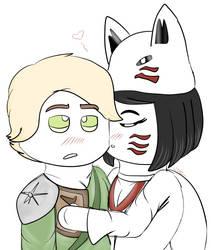 Lloyd x Akita