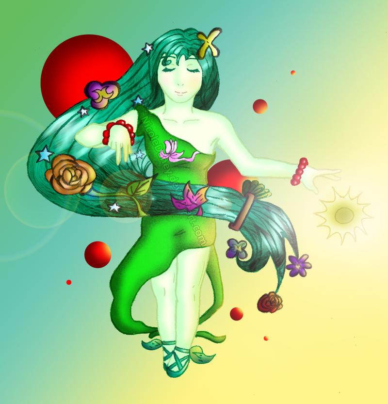 Spirit Spring II by NicoleDaney