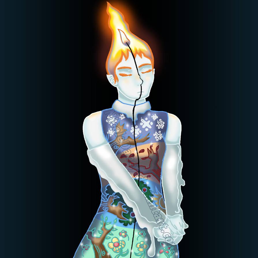 Four Seasons Candle by NicoleDaney