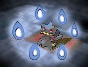 Banette at Mt. Pyre