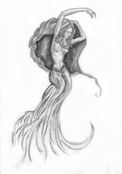The song of a mermaid