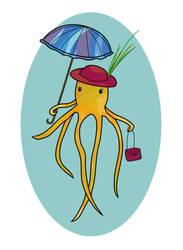 Fabulous Octopus