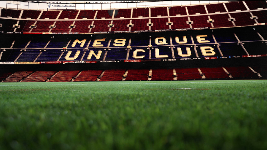 Camp nou stadium mix by sirgs on deviantart - Camp nou 4k wallpaper ...