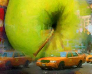 The Big Apple by Benjhons