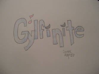 Gylfinite Logo Redone by SonicAmp