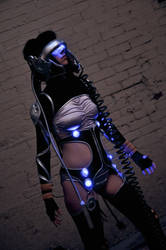 Major Motoko: Ghost in the Shell 2 by emilycrossing