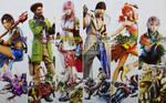 Final Fantasy XIII: Wallpaper