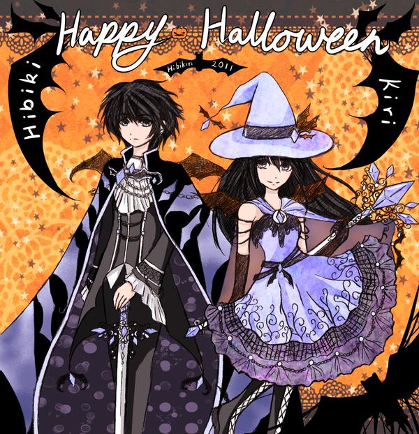 Happy Halloween by Hibikiri