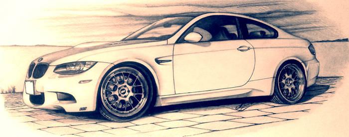 BMW E92M3