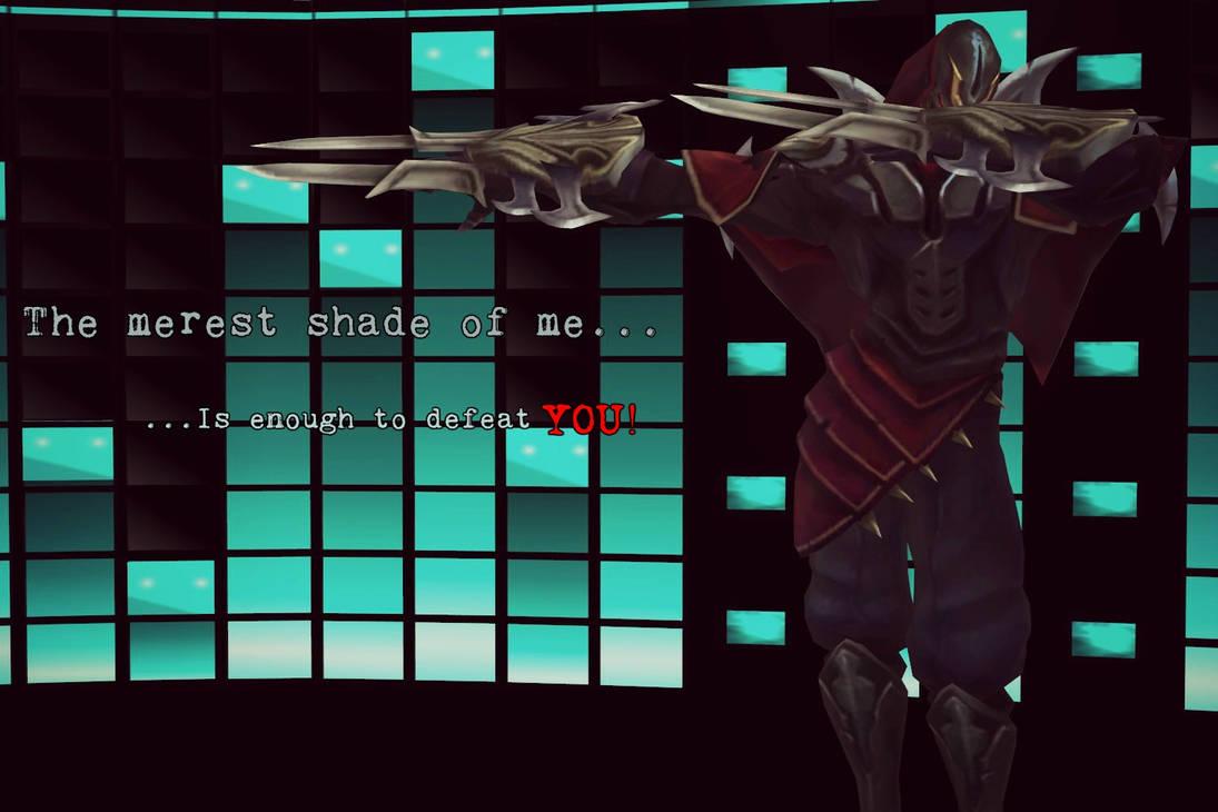Zed Dab Wallpaper by TokioGabby ...