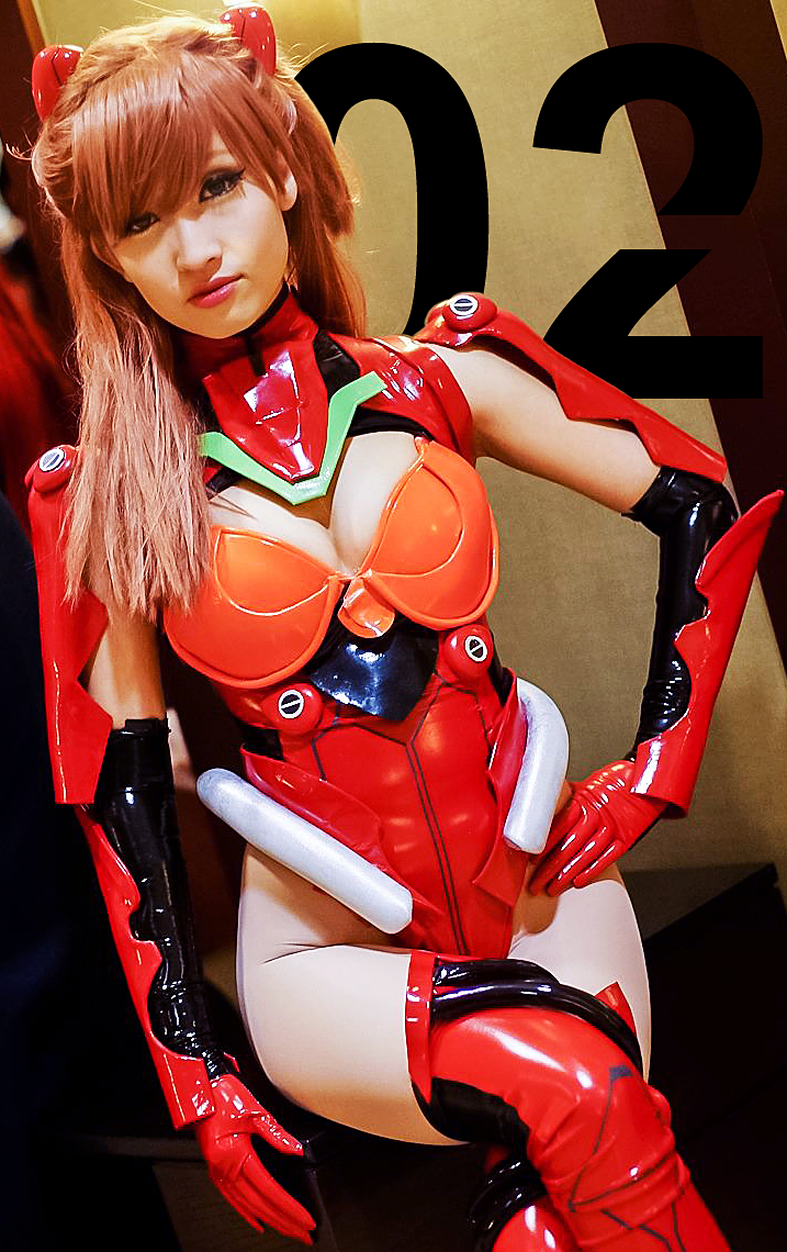 Asuka Langley Soryu: REBUILD by DollyLollipop