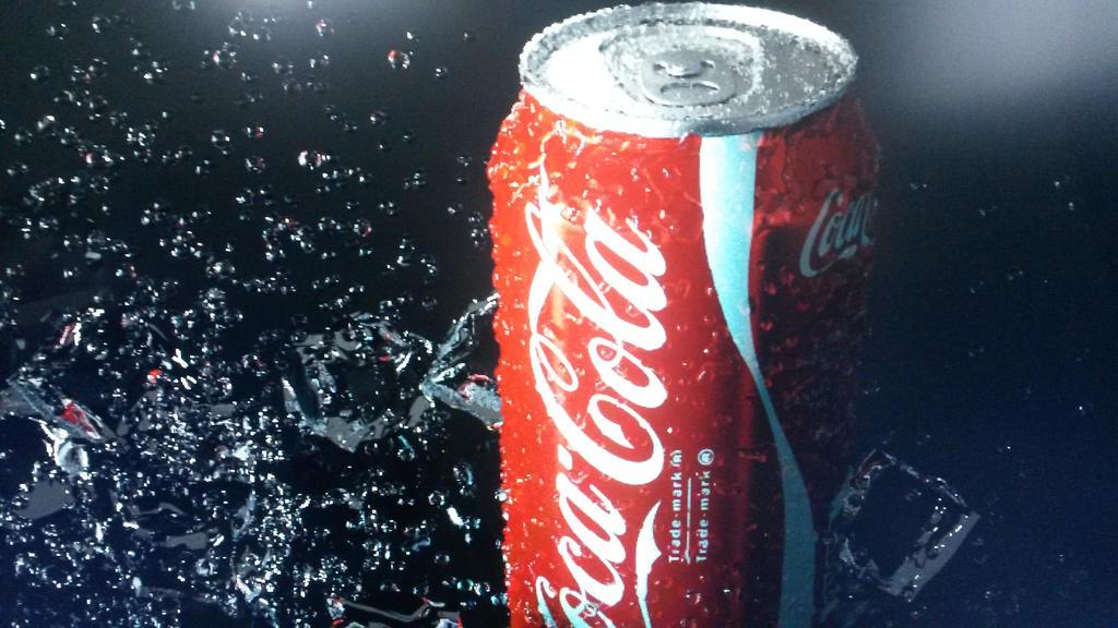 Coke  by ChrissiTime