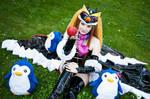 Mawaru Penguindrum: Princess of the Crystal I