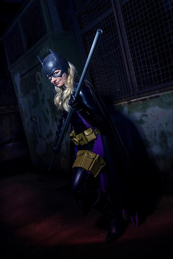 Batgirl - Stephanie Brown by Nami06
