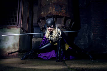 Batgirl - Stephanie Brown 2