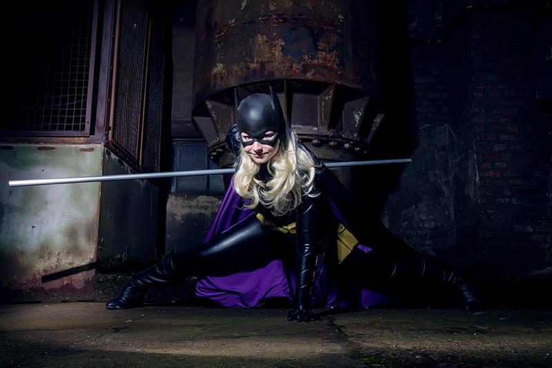 Batgirl - Stephanie Brown 2 by Nami06