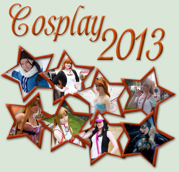 Cosplay 2013 by Nami06